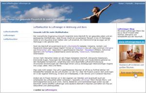 Info-Portal luftbefeuchter-luftreiniger.de