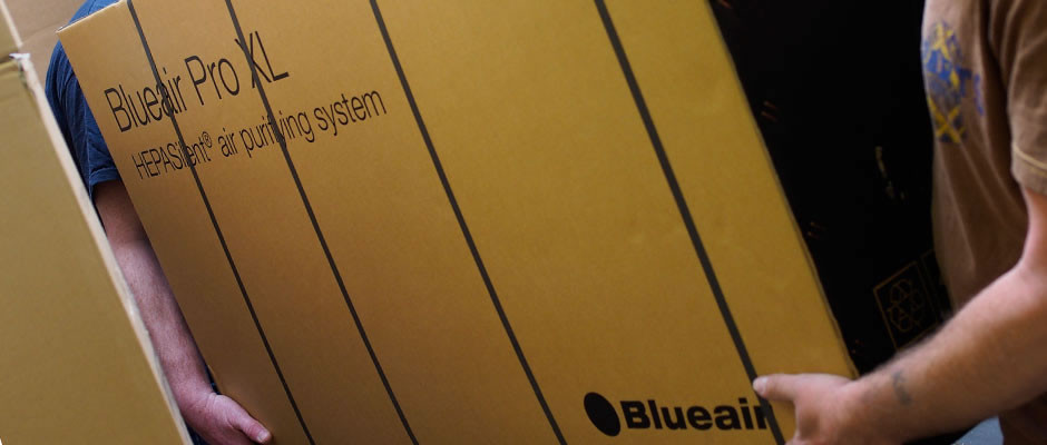 Luftreiniger Blueair Pro XL
