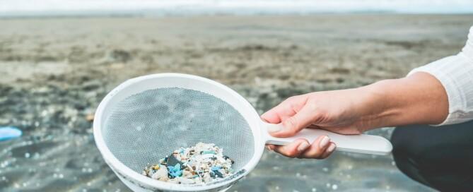 Problem Mikroplastik