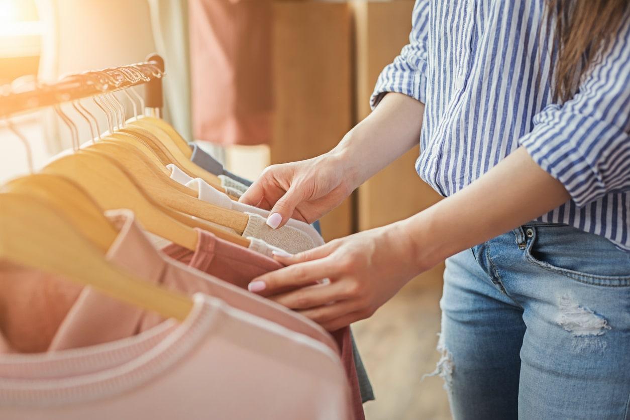 Kleiderkauf