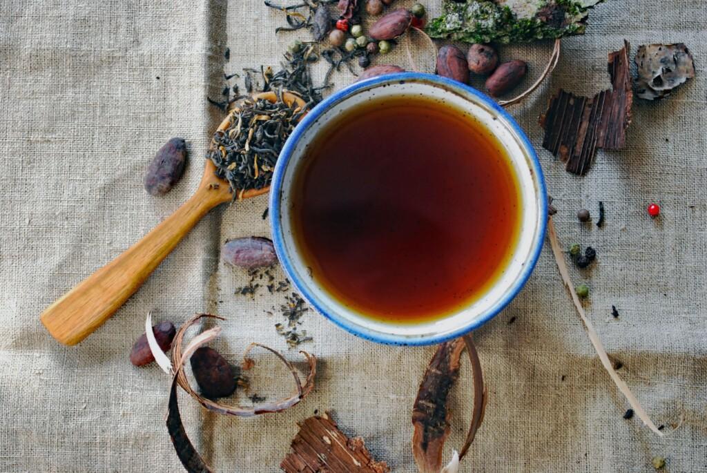 Tees aus der Natur erfrischen die Seele und helfen heilen.