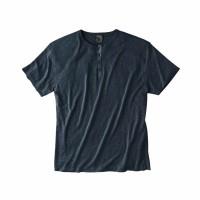 Herren Shirt kurzarm, Hanf