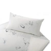 Satin Kinder Bettwäsche mit Eisbär-Motiv