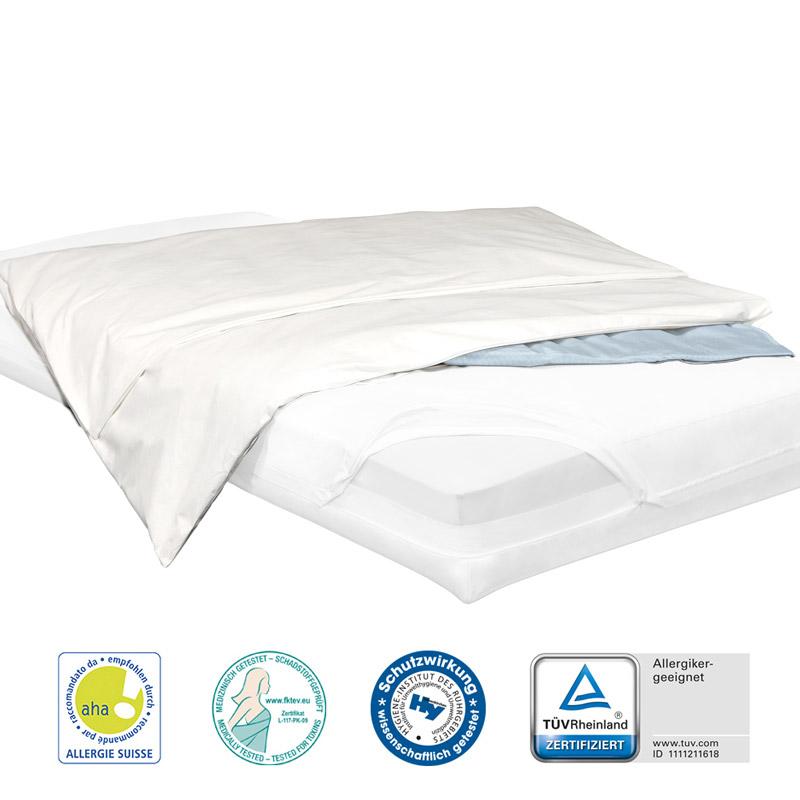 Milbenschutzbezug Encasing Für Bettdecke Online Kaufen