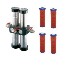 Carbonit® Quadro Trinkwasserfilter-Anlage inkl. Filter