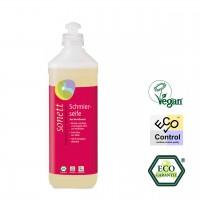 Sonett Schmierseife flüssig, Olivenölseife, biologischer Anbau
