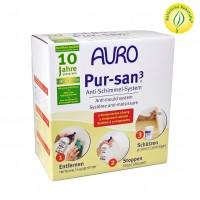 AURO Pur-San³ Komplett Set gegen Schimmel