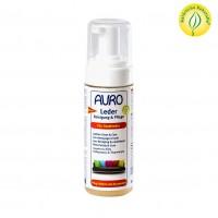 AURO Leder-Reinigung und -Pflege