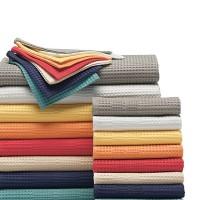 Cotonea Waffelpikee-Handtuch in Bio Qualität