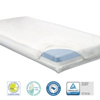Milbenschutzbezug speziell in Größen für Kindermatratzen