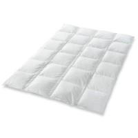 Medium-Decke mit Füllung aus Daunen und Federn - auch für Allergiker geeignet