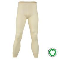 Engel Herren Bio-Unterhose lang in Farbe Natur
