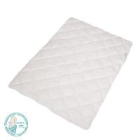 Allergiker-Kinderdecke mit Baumwoll-Bezug und MIcrofaser-Füllung