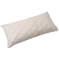 ÖKO Planet Kissen mit Füllung aus Schafwolle 40 x 80 cm