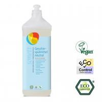 Neutrales Spülmittel-Konzentrat, sehr ergiebig, ideal für hautempfindliche Menschen und Allergiker.
