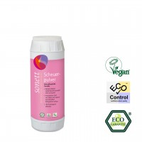 Sonett Scheuerpulver, wirkungsvoll, eco-zertifiziert, biologisch abbaubar