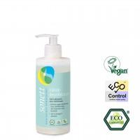 Händedesinfektion von Sonett im praktischen 300 ml Spender, gegen Bakterien und Viren.