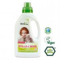 Waschmittel für Wolle, Seide und Naturfasern