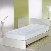 Medisan® Luxus VS Matratze, viscoelastisch, passt sich der Körperkontur an.