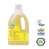 Ökologisches Waschmittel Mint & Lemon 1,5 Liter-Flasche