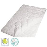 Ganzjahres-Decke mit milbendichtem Bezug aus Evolon
