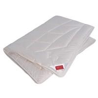 Leichte Merino-Schurwolle Bettdecke von Hefel