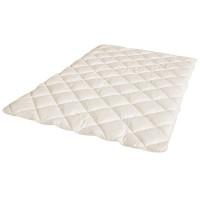 Medium Bettdecke mit Füllung aus Tussah-Wildseide