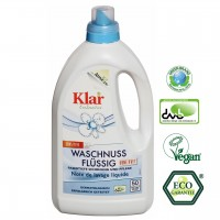KLAR Waschmittel - natürliche Waschkraft aus der Waschnuss