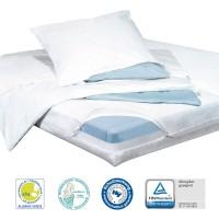 Encasing Komplett-Set, Schutzbezüge für Kissen, Bettdecke und Matratze