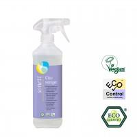 Glasreiniger 500 ml in der Sprühflasche für streifenfreie Fenster