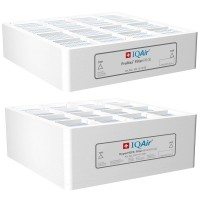 IQ Air Allergen 100 / HealthPro 100 NE Set, Hepa-, PreMax F8 Filter