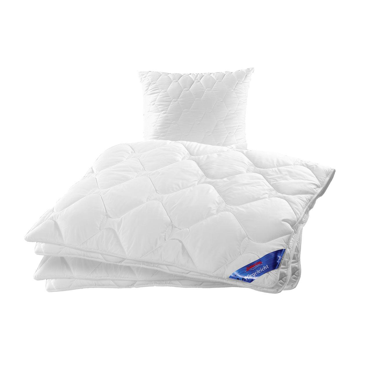4 Jahreszeiten Bettdecke Großes Naturmaterial Angebot