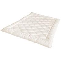 Wärmende Duo-Bettdecke mit Füllung aus Merino-Schafwolle