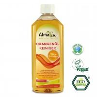 Orangenöl-Reiniger, Öko Konzentrat, ein Alleskönner, Einsatz als Putzmittel oder Fleckenmittel, ganz natürlich