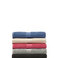 Gäste-Handtücher in verschiedenen Farben