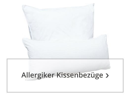 Allergiker Kissenbezug